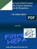 Filtros Hepa