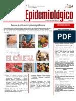 Estadísticas de Salud. Venezuela. Boletín Epidemiológico. Semana 03 del  30 de Enero al  05 Febrero 2011. Ministerio de Salud de Venezuela