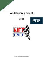 NFF_Wedstrijdreglement_2011