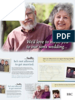 Marriage Mailer