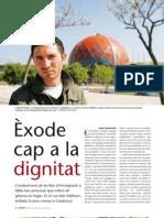 Èxode cap a la dignitat (Presència, 10 de julio de 2009)