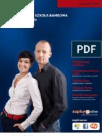 Informator 2011 - Studia podyplomowe - Wyższa Szkoła Bankowa w Poznaniu
