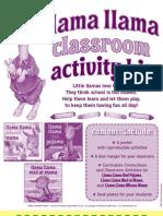 Llama Activity Kit