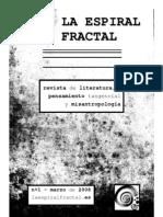 La Espiral Fractal - Numero 1