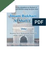 Imam Bukhari Al-Shafi'i