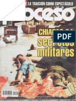 Revista PROCESO  1203 LaRebelion Chiapas 1994