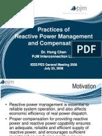 Reactive Power