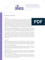 Eletroforese de Albumina_resultados