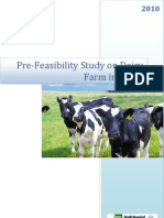Project Profile -Dairy Farm Management | Dairy Farming | Dairy