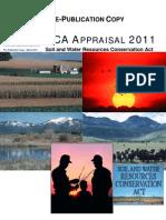 2011 RCA Appraisal Pre Publication Copy 3-11