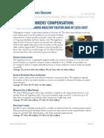 Wash Workers' Compensation Brief