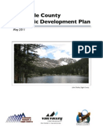 Economic Development Plan 2011