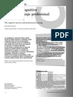 El Proceso Cognitivo y El Aprendizaje Profesional
