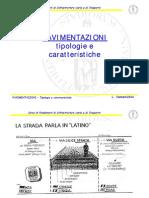 16.FIV_T_Lucidi lez 16_Pavimentazioni_Tipologia e prestaz