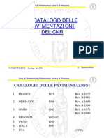 16.FIV_T_Lucidi lez 16bis_Pavimentazioni_Catalogo CNR