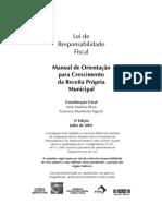 Manual de Orientação - Livro