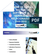 Presentacion Cifras Sector 2005-2010