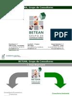 Grupo Betean, Grupo de consultores