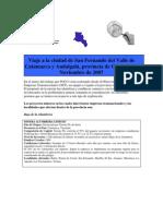 Informe Mineria en Catamarca