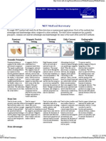 Ph Chart, Ndt Method