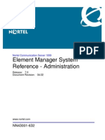 C1000 Element Server Administration Guide