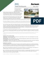 Sreened Patio Pool Enclosures May2011