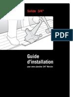 Installation Plancher Bois Franc