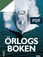 Swedish Navy Handbook (in Swedish)
