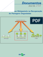 Sistemas Silvipastoris Pastagens Degradadas