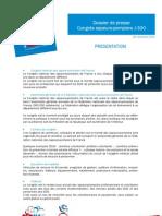 Dossier de presse J300 CSPNA 2010