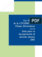 ley modelofirmaelectro