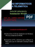 Lab Instalacion WinXP