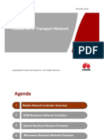 Huawei IP Transport Network 2010 Oct 12