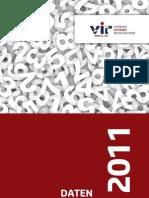 Deutscher Tourismus - V-i-r Daten Fakten 2011-Df