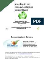 Compras e Licitações Sustentáveis