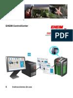 Eheim Filtros Control a Dos Por PC