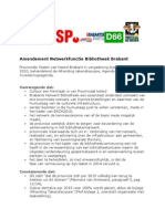 VVD Amendement Bibliotheek Netwerk
