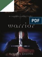 Warrior by Bryan Davis, Excerpt