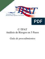 CTPAT Análisis de Riesgos en 5 pasos