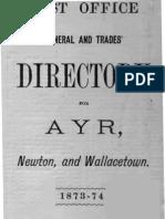 1873 Ayr
