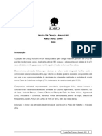 2008 Relatório Técnico Ser Criança Araçuaí - abr a jun