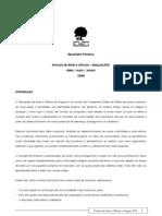 2008 Relatório Técnico Fabriquetas Araçuaí - abr a jun