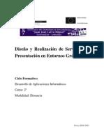 Programacion Didactica a Distancia ENTORNOS 2010-2011