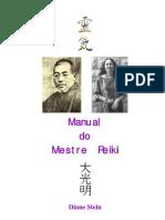 Diane Stein - Manual Do Mestre Reiki (PDF)