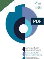 Carta Cultural Iberamericana