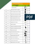 Ingreso de Accesorios y Hardware 21sep2010 Con Precios