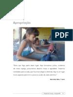 2008 Relatório Fotográfico Ser Criança araçuaí - abr a jun