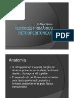 tumores retroperitoneais
