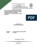 Ministerio Economia trabajo