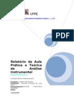 UFPE_RELATÓRIO Condutivimetria e Potenciometria